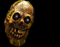 NEW 2019 Buried at Sea Zombie Halloween Mask Monster Horror Undead Swamp