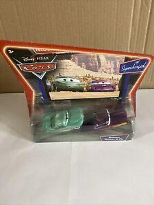 Disney Pixar Cars Flo & Ramone Movie Moments Diecast 1:55