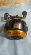 Quantum Hellcat Baitcast Reel, 6.3:1 Used