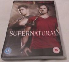 Supernatural Series Season 6 - 100% Official UK Region 2 DVD