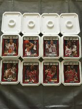 "Michael Jordan Bradford Exchange ""Ticket"" Plate Collection LOT"