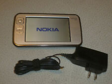 NOKIA N800 INTERNET TABLET N SERIES PORTABLE WI FI BLUETOOTH