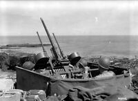 7x5 Gloss Photo ww4E0 Normandy English Channel Cherbourg 1944 153