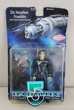 Babylon 5 Dr. Stephen Franklin with Earth Science Vessel New