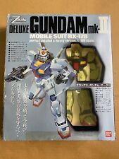 Zeta Z Gundam mark 2 Dx rx-178 popy Chogokin bandai 1985 transformers Godaikin