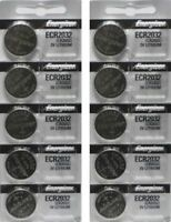 Lot of 10 PC ENERGIZER CR2032 WATCH BATTERIES 3V LITHIUM CR 2032 DL2032 BR2032