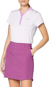 🆕Under Armour Women's UA Links Woven Golf Skort 1355500 Size 2 NWT $70