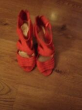 H&M  Euro 39/6, And CLARKES 5 1/2 Ladies Shoes