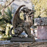 Argos Gargoyle Sentinel Design Toscano Exclusive Gothic Two Foot Tall Statue