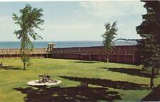 Fort MICHILMACKINAC - Michigan with Gun