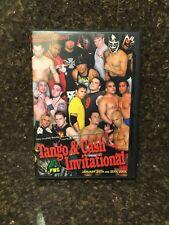 PWG Tango & Cash Invitational Wrestling CM PUNK DVD RARE WWE NXT ROH SCU AEW