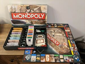 Monopoly - The Mary Rose Edition - Rare & Collectable Board Game