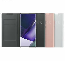 Official Samsung LED View Cover Flip Wallet Case for Galaxy Note 20 Ultra