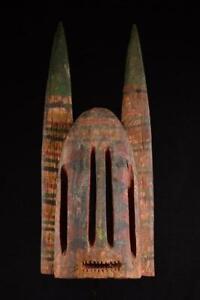 12244 African Old Dogon Mask / Mask Mali