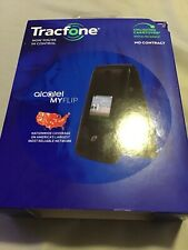 Tracfone Alcatel Myflip Prepaid Phone