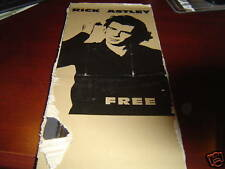 RICK ASTLEY FREE CD LONGBOX SEALED 1991