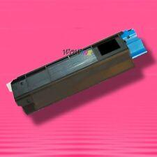 1P Non-OEM Alternative BLACK TONER for Okidata 42127404 C5400 C5400dn C5400n