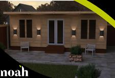 12x8 'Norton Log Cabin' Heavy Wooden Garden Room/Summerhouse