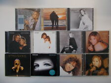 Barbra Streisand CD Sammlung - Love Is the Answer / Release Me / Guilty.. 11 CDs