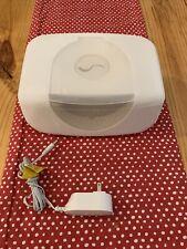 Munchkin Baby Wipe Warmer - Works Perfect - Euc - Great For Newborns