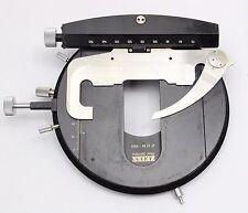 Zeiss XY Rotating POL Stage Microscope