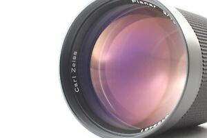 [Rare! West Germany] CONTAX Carl Zeiss Planar T 135mm f2 MMG Lens from JAPAN