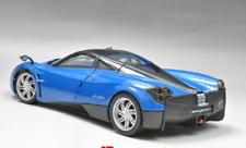 Motormax 1:24 Pagani Huayra Blue Diecast Model Sports Racing Car NEW IN BOX
