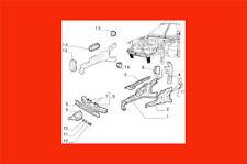 Traverse Alfa 145 155 156 Stehblech Strebe Bj 92 - 00 Verkleidung Metall 7777390