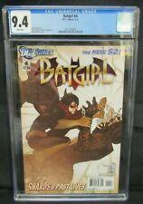 Batgirl #4 (2012) Adam Hughes Cover DC CGC 9.4 C617