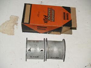 NOS Main Engine Bearing Johnson Bronze CB218-19X020 Chevrolet 1933-1936 - .020