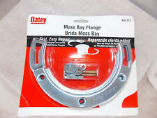 Oatey 42777 Moss Bay Replacement Flange With Hardware New In Packaging