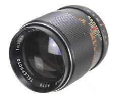 Phokinar Lens 135mm F 2.8 Mount M42  (Réf#V-866)