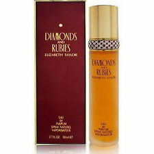 Diamonds and Rubies 50ml EDT Spray Elizabeth Taylor Ladies Eau De Toilette