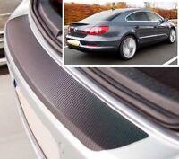 VW Passat CC - Carbon Style rear Bumper Protector