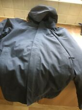 JACK WOLFSKIN MENS UK Med 36/38 GREY GLENCOE SKY II 3 IN 1 JACKET COAT