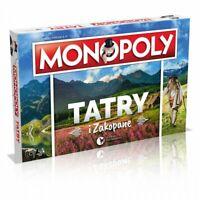 5036905036184,Gra Monopoly Zakopane i Tatry,winning moves
