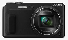 NEW Panasonic LUMIX DMC-ZS45 Digital Camera (Black) DMCZS45K 20X ZOOM