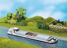 Faller 131006 H0 Flussfrachtschiff mit Wohnkajüte