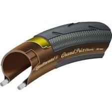 Continental Grand Prix Classic 700 x 25C Black Chili Folding Tyre