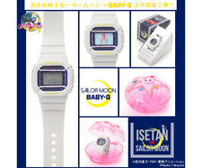 Baby-G 2016 Sailor Moon ISETAN Limited collaboration Japan watch pink case ANIME