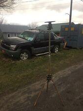 VTG Industrial Large Format Majestic Heavy Duty Camera Gear Swivel Head & TRIPOD
