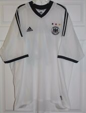 VTG 2000's Dietmar Hamann Germany National Jersey Size XXL Deutschland Adidas