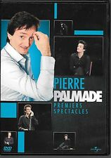 DVD ZONE 2 SPECTACLE--PIERRE PALMADE--COMPIL PREMIERS SPECTACLES