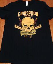 Grinspoon Original Australian Tour T Shirts  Size Small New