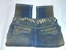 Disney Hannah Montana Platinum Collection Girls Skinny Leg Denim Jeans 10 NWT