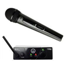 AKG WMS 40 MINI VOCAL SET (SM3) radiomicrofono wireless per canto voce parlato