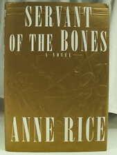1996 ANNE RICE SERVANT OF THE BONES Ghost Demon Azriel Fine First Edition HCDJ
