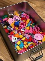 LEGO - Friends - 20 random accessories - city - bows - glasses - bags - unused