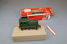 Y732 Jouef train Ho 839 Loco tracteur diesel D 2705 BR 12 volts vert et jaune