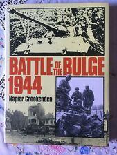 Battle of the Bulge 1944 (Hardback)